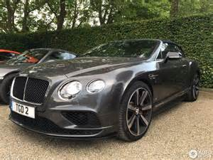 Bentley Gt V8 Bentley Continental Gt V8 S 2016 21 July 2016 Autogespot