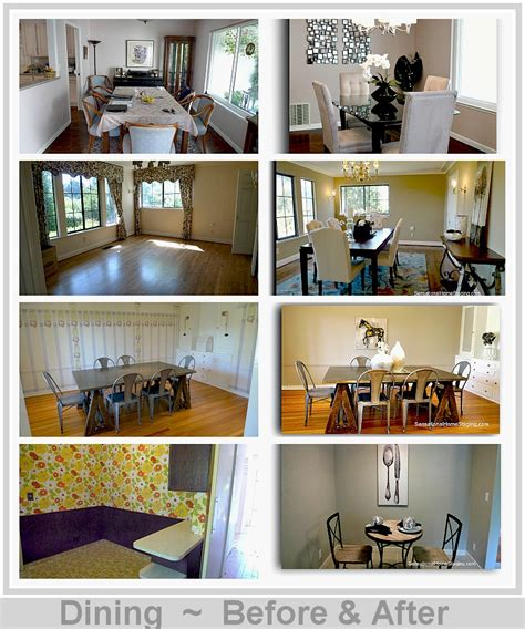 room transformation dining room transformations 2012 before afters