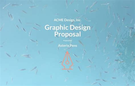 graphic design research proposal template explorer qwilr
