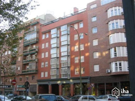 madrid appartments apartment flat for rent in madrid iha 39040