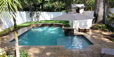 Backyard Pools Prices Pool Designs And Prices Intersiec