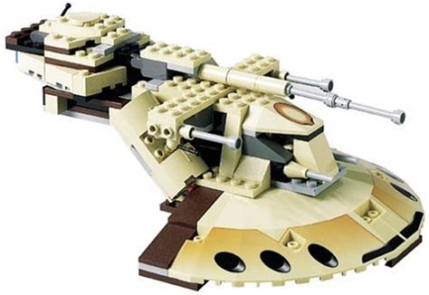 Lego 75080 Aat Wars Episode I Battle Droid Pilot Naboo lego wars set 7155 trade federation aat price compare