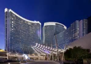 Las Vegas Hotel Modern Buildings Las Vegas