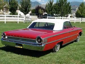 1963 ford galaxie 500 xl convertible 133048