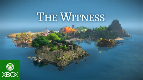 the witness the witness xbox one release trailer vid 233 os xbox one