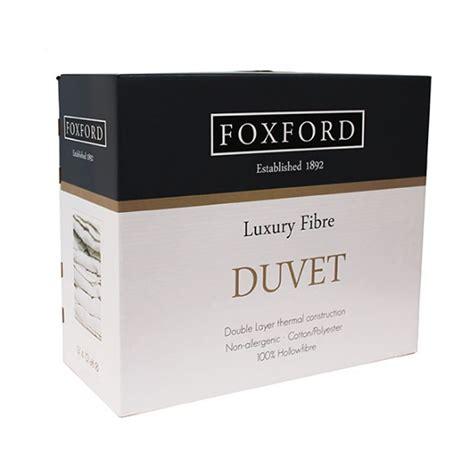 Fogarty Down Duvet Foxford 15 Tog Duvet King 230 X 220cm Duvetcovers Ie