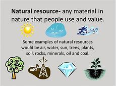 natural resources of our world ppt video online download natural resources examples