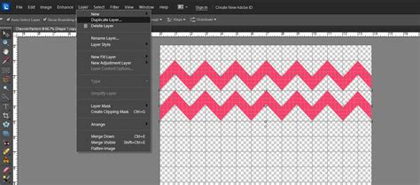 make your own pattern in photoshop sweet southern wife how to make your own chevron pattern