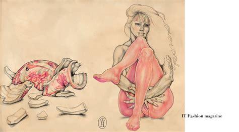 vanidad o banalidad ilustraci 243 n y moda paaxsound
