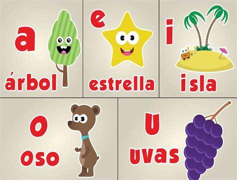 imagenes en ingles con las vocales la vocales lessons tes teach