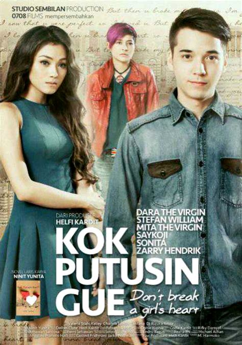 film ftv steven william kok putusin gue steven william dan the virgin rilis