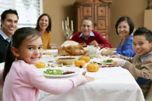 family at thanksgiving last minute health tips for the thanksgiving holiday