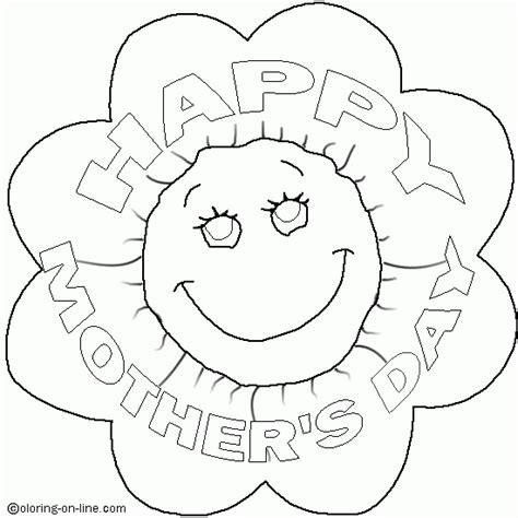 free printable coloring pages mothers day free mothers day coloring pages