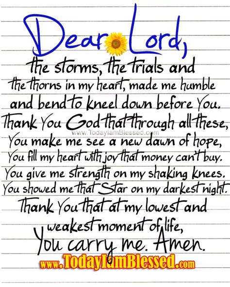 appreciation letter to god prayer gratitude quotes quotesgram