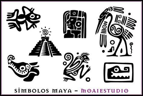 imagenes mayas con significado simbolos mayas buscar con google simbolos mayas