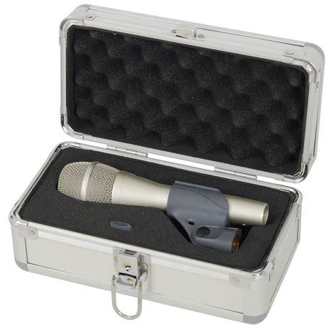 Mic Condensor Shure Ksm 888 shure ksm 9 sl condenser microphone