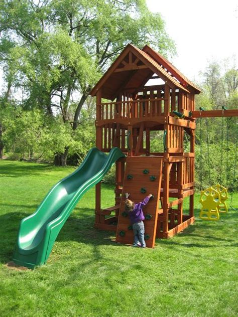 Build A Backyard Jungle Gym With Monkey Bars Autos Post