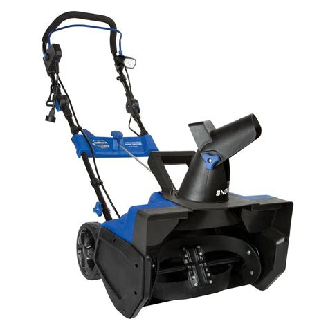 snow joe ultra 21 in 15 electric snow blower with