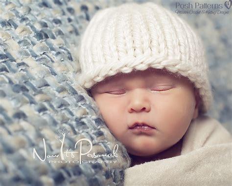 easy knit newborn hat pattern knitting pattern easy knit baby beanie hat pdf 227