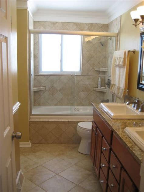 small master bathrooms bathroom remodels before and after warm small master
