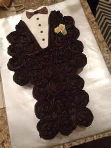 groom cupcake cake inspiring ideas pinterest