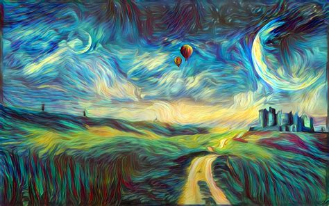 Deep Dream Styles | deep dream generator