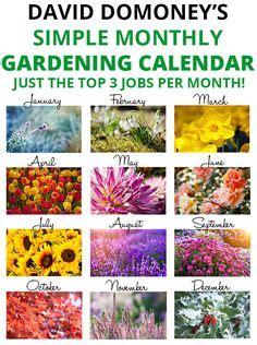 Gardening Calendar Gardening Calendar The Top 3 Gardening For February