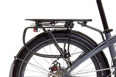 Bicycle Cargo Rack by Joe P27 Tern Folding Bikes Worldwide