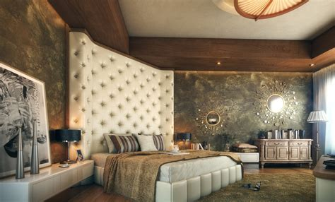 luxurious bedrooms bedroom feature walls