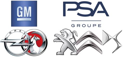 vauxhall logo opel complementary to existing psa brands gm authority