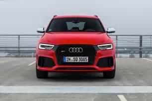Audi Q3 Update 2016 Audi Q3 Price Increases To 33 700 Due To Facelift
