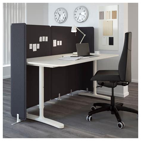 Reception Desk Ikea Bekant Reception Desk White 160x80 120 Cm Ikea