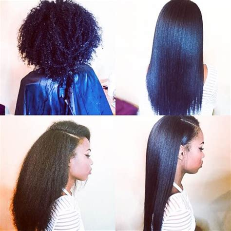 Fashion Blowout The L Review by Hair Silk Press With E Tae Hair Products Voice
