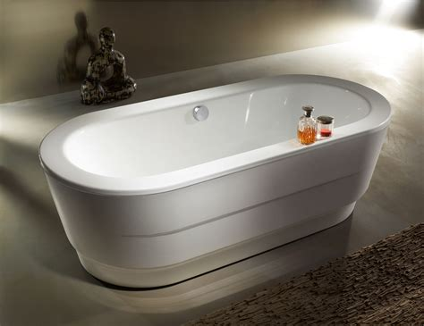 wide bathtubs kaldewei classic duo oval wide 115 7 freestanding steel bath