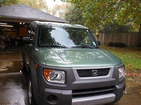 car owners manuals for sale 2006 honda element lane departure warning sell used one owner 2006 honda element lx 4wd sunroof cd 5 speed manual suv 06 awd 4x4 in