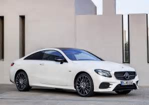 mercedes e class coupe review parkers