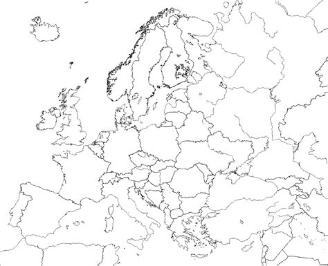 europe outline map with country names 2 file europe blank political border map svg wikimedia commons