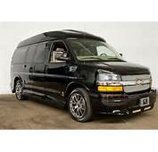 2012 Explorer Van Conversion CHEVROLET EXPRESS