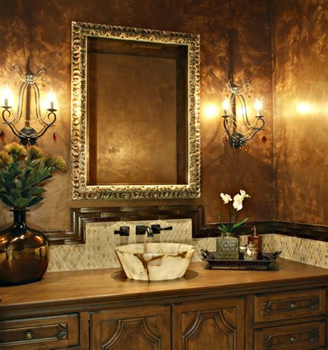 Powder Room Decorations Ideas For A Bold And Beautiful Powder Room
