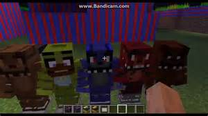 Minecraft pc fnaf texture pack youtube