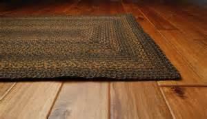 homespice hudson salem jute braided area rug country