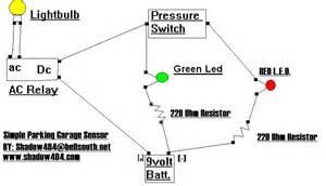 project garage door sensor