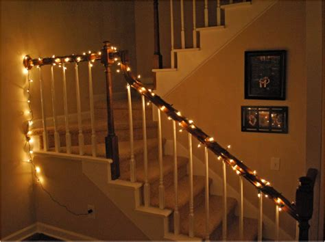 Banister Lights how to make your sparkle your design partner llc