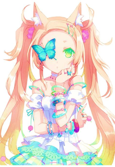 imagenes de anime kawaii tumblr girl anime kawaii pastel goth fairy kei