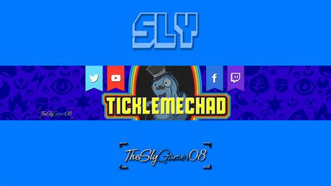 layout youtube banner 2016 live stream layout by theslygamer08 on deviantart