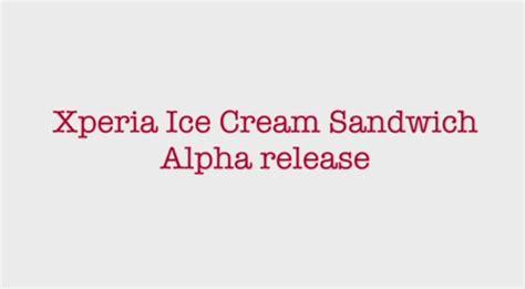 how to upgrade xperia arc s to ice cream sandwich how to upgrade xperia arc s to ice cream sandwich
