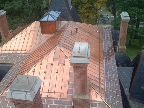 Roof Cupola Prices Copper Roof Cost And Pros And Cons Copper Roofs For