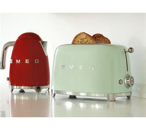 Toasters Online Buy Smeg Tsf01pguk 2 Slice Toaster Pastel Green Free