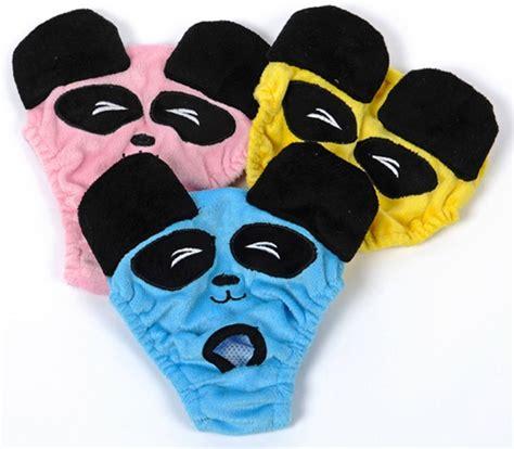shih tzu diapers marupet cotton tighten panda custome sanitary physiological