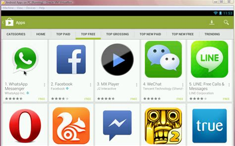 how to apps in android how to run android apps on pc for windows 7 8 vista xp mac